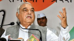 Bhupinder Singh Hooda Support For The Government S Move To End Special Status For Jk