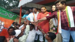 There Are 1500 Opposition Political Workers Joins Bjp In Khejuri In East Midnapur