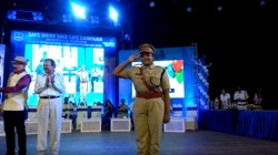 School Girl Boby Das Becomes Dc Traffic Of Howrah Police