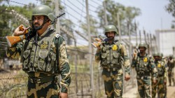 Pakistan Violated Ceasefire Along Loc In Jammu And Kashmir