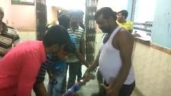 Beheaded Man S Dedbody Recovered In East Medinipur