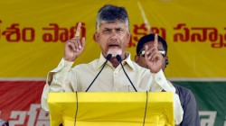 Andhra Government Served The Notice To Chandrababu Naidu To Vacate His Rented House