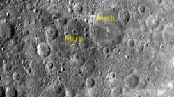 The Bengali Scientist S Name Engraves On The Moon Isro Reveals Pictures