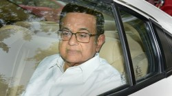 Cbi Issues Look Out Notice To Former Finance Minister P Chidambaram