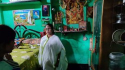 Mamata Banerjee Surprises To Hear The Word Of Howrah Slum