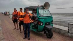 Sea Water Enters In Villages Of Shankarpur Being Overflow