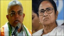 Bjp S Dilip Ghosh Criticises Mamata Banerjee On Mid Day Meal Controversy In Hoogly