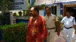 Notorious Goon Hatkata Dilip Arrested In Lake Town