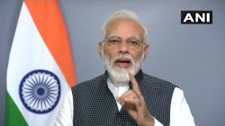 Narendra Modi Speaks Out First Time After Exclusion Of Article 370 From Kashmir