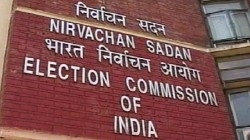 The Ec On Announced The Date Of Bypolls To Four Assembly Constituencies
