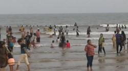 Tourist Body Recovered In Mandarmani Sea Beach