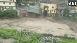 Cloudburst Kills 6 In Uttarakhand S Chamoli District See The Video