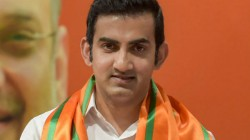 Gautam Gambhir Leads Players Reactions On Abrogation Of Article