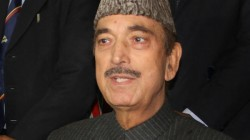 Mp Ghulam Nabi Azad Was Stopped At Srinagar Airport Ctitise Ajit Doval
