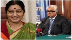 Sushma Swaraj S Last Conversation How Harish Slave Reminds The Minister