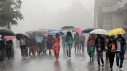 Imd Issued Very Heavy Rainfall In Several States