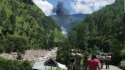 A Helicopter Carrying Relief Material In Uttarakhand Has Crashed 3 Died