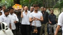 Hrithik Roshan S Grandfather J Om Prakash Passed Away
