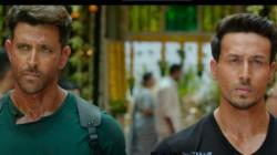 Hrithik Roshan Challenges Tiger Shroff In War Trailer