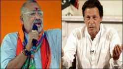 Bjp Mp Giriraj Singh Compares Imran Khan With Bhasmasur