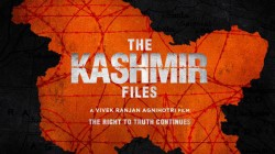 Kashmir Files To Tell Unknown Story Of Genocide In Vally See Poster