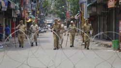 Curbs In Jammu Lifted Completely To Remain In Some Places In Kashmir Says Police