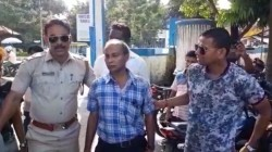One Person Arrested From Siliguri After Duping Forest Minister Of Bengal
