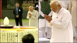 President Kovind Pm Modi Pay Tribute To Atal Bihari Vajpayee On Death Anniversary