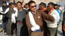 Independence Day Dance In Ladakh By Jamyang Tsering Namgyal See Video