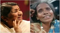 Ranu Maria Mandal Gets Call Of Mumbai After Her Song Is Viral In Social Media