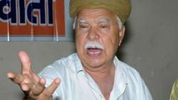Karni Sena Cheif Says He Is Descendant Of Lord Rama S Son Luv