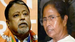Bjp Leader Mukul Roy Criticises Cm Mamata Banerjee As Traitor On Article 370 Issue