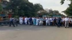 Cm Mamata Banerjee Take Part In An Environment Rally In Kolkata