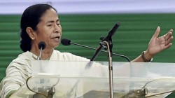 Mamata Banerjee Criticizes Cm Of Hariyana For His Comment About Kashmir Woman