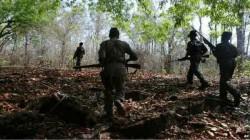 Seven Maoists Kill In An Encounter In Rajnandgaon In Chhattisgarh