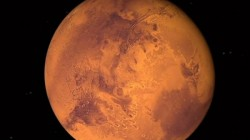 Mars Have Faced Tsunami Over A Billion Years Ago What Recent Report