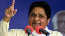 Mayawati Slams Congress And Opposition Leaders For Kashmir Visit