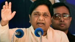 Mayawati Is Naked Live Wire Taunts Bjp Leader