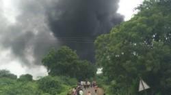 Blast Chemical Factory Of Maharashtra Dhule