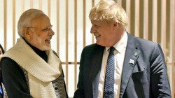 Kashmir A Bilateral Issue Uk Pm Boris Johnson Dialed Pm Modi