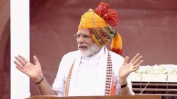 Population Control Also A Form Of Patriotism Says Pm Modi Independence Day Speech