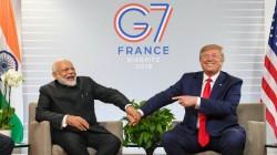 After Meeting Pm Modi Donald Trump Takes U Turn Says Kashmir Matter Between India Pakistan