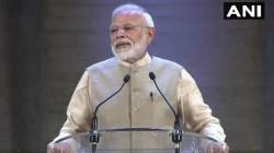 Narendra Modi Adrresed Indian Diaspora In France