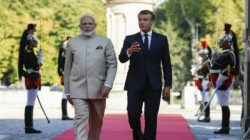 Pm Narendra Modi Will Speak On Climate In G7 Summit On Monday After Chat With France President