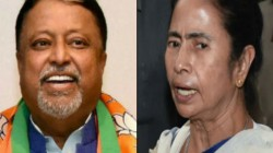 Mukul Roy Welcomes Mamata Banerjee In Bjp If She Will Join