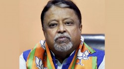 Mukul Roy Is Alleged To Take Bribe After Arrest Of His Closed Baban Ghosh