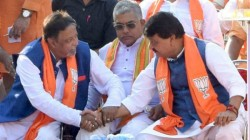 Kailash Vijayvargiyo And Mukul Roy S Doublet Can Destroy In Bengal