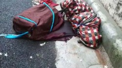 Woman Body Recovered In Behala One Suitcase Also Found