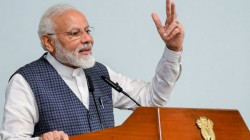 Kashmir And Ladakh Will Develop As Locals Wish Says Modi
