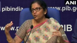 Post Consolidation India Will Have 12 Psbs Declare Fm Nirmala Sitharaman